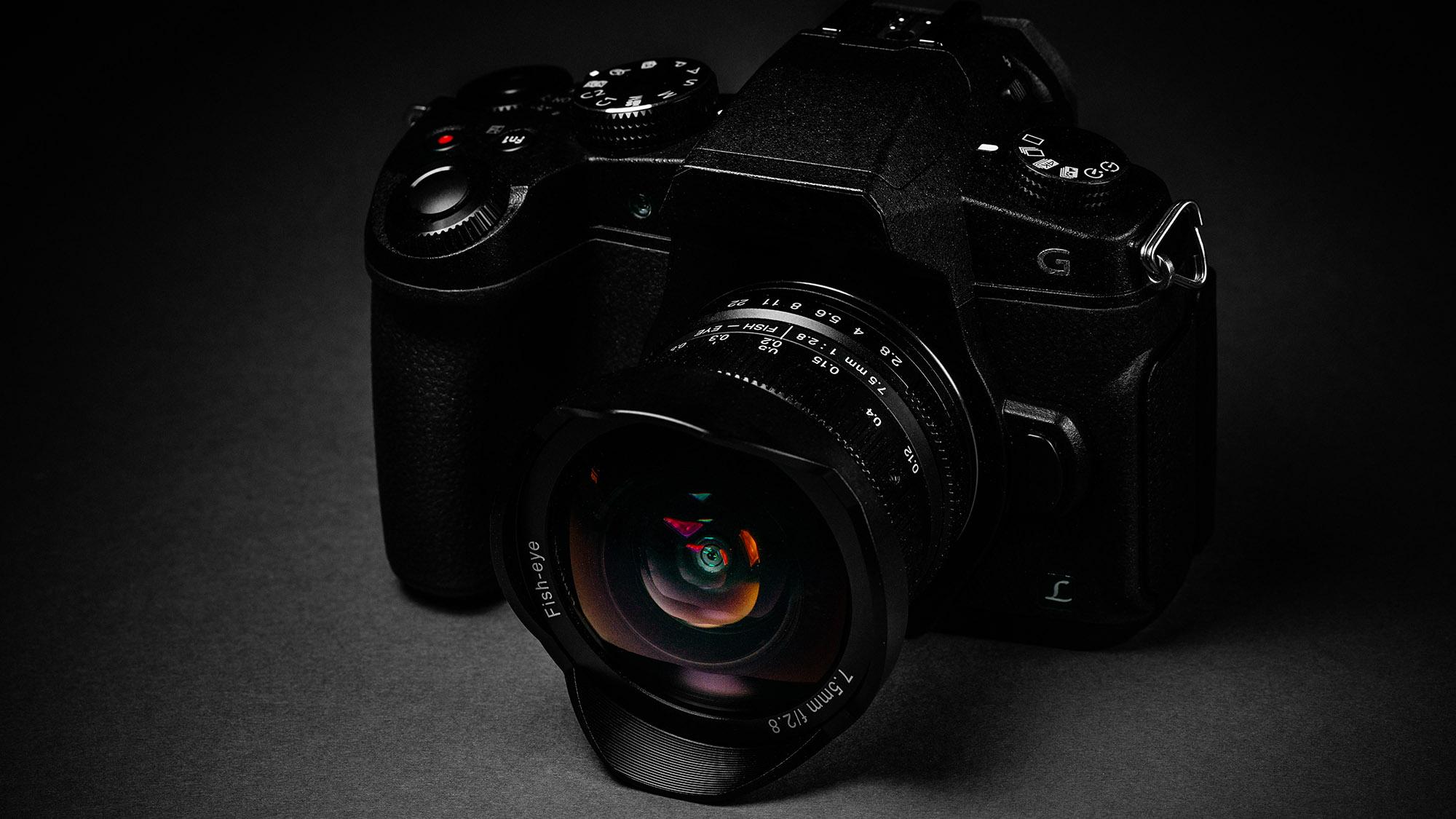 7artisans 75mm F 28 Fisheye Lens Review Vs Samyang Rokinon Bower 12mm For Fuji Black By Richard