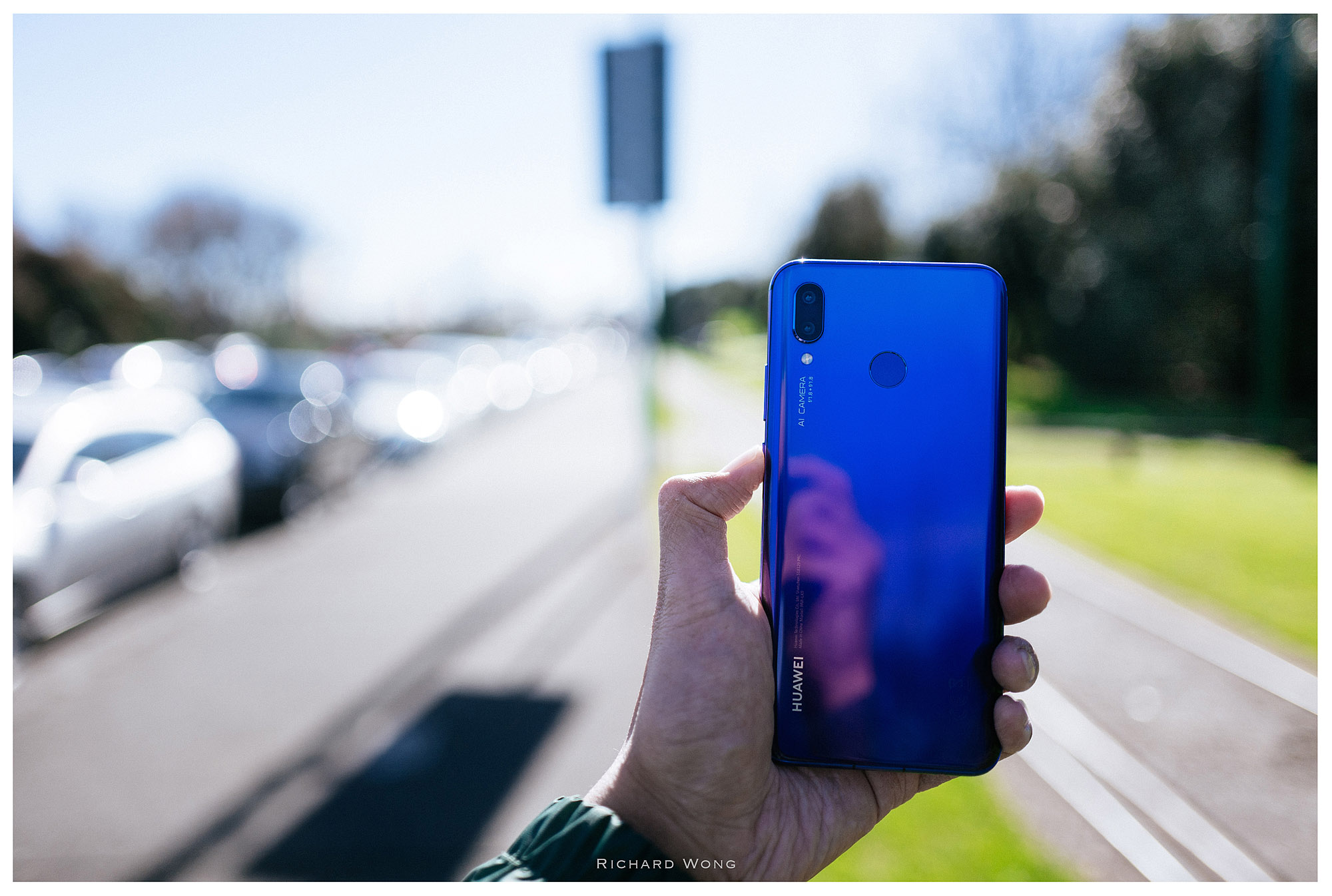 Huawei P20 Demo Mode Remove