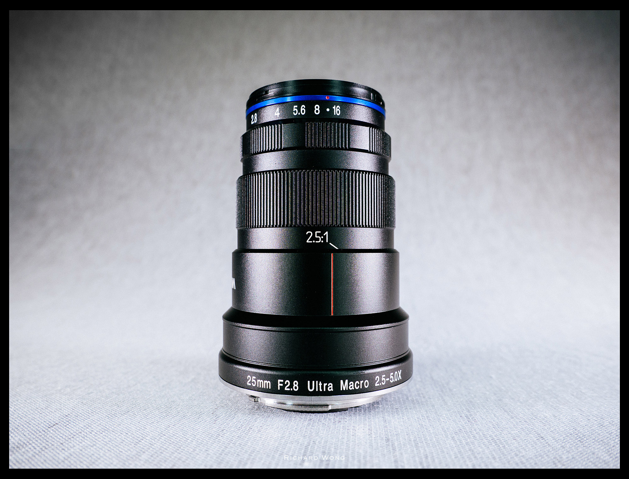 Laowa 25mm F 2 8 2 5x 5x Ultra Macro Lens Review