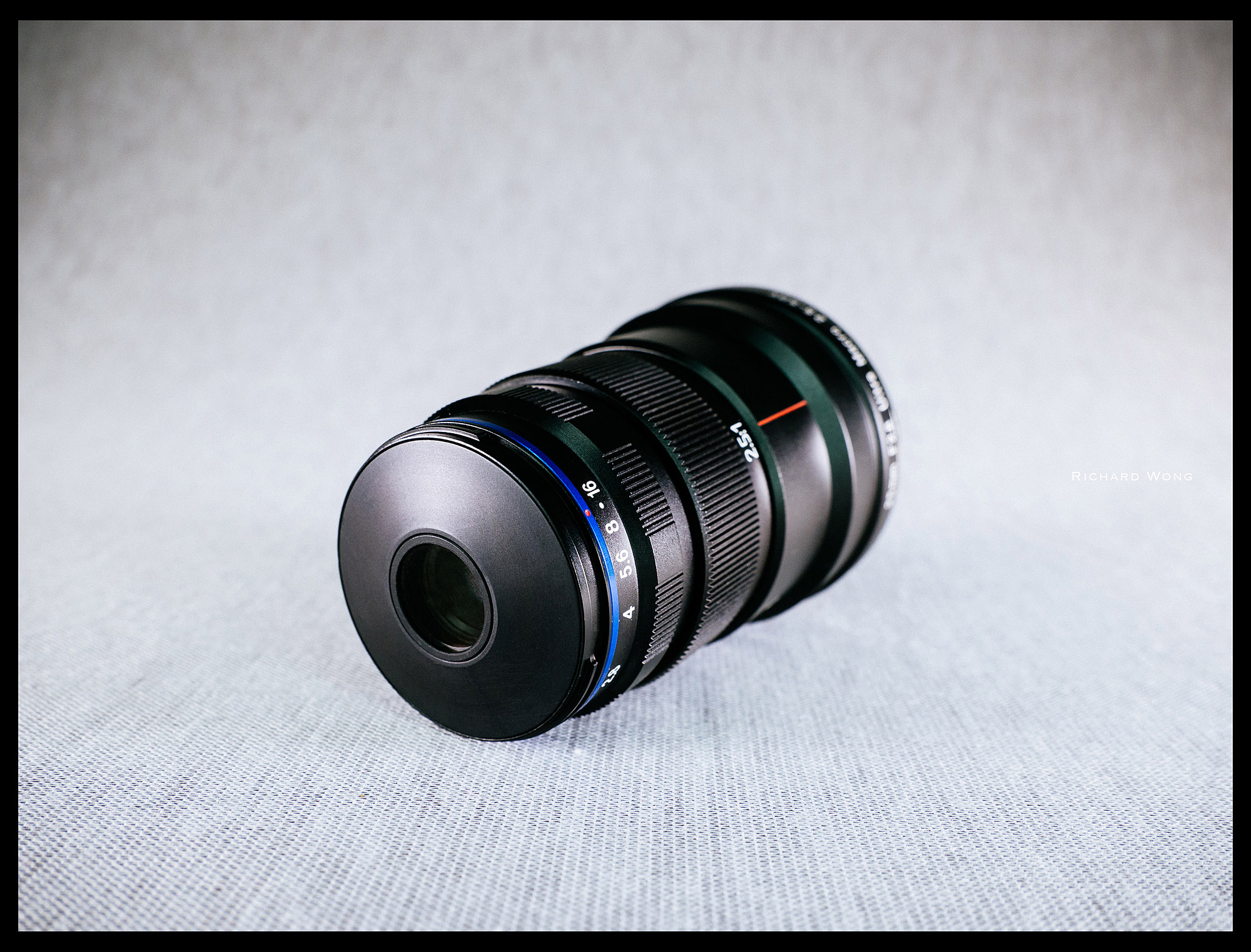 Laowa 25mm f/2 8 2 5x – 5x Ultra Macro lens review – Review By Richard