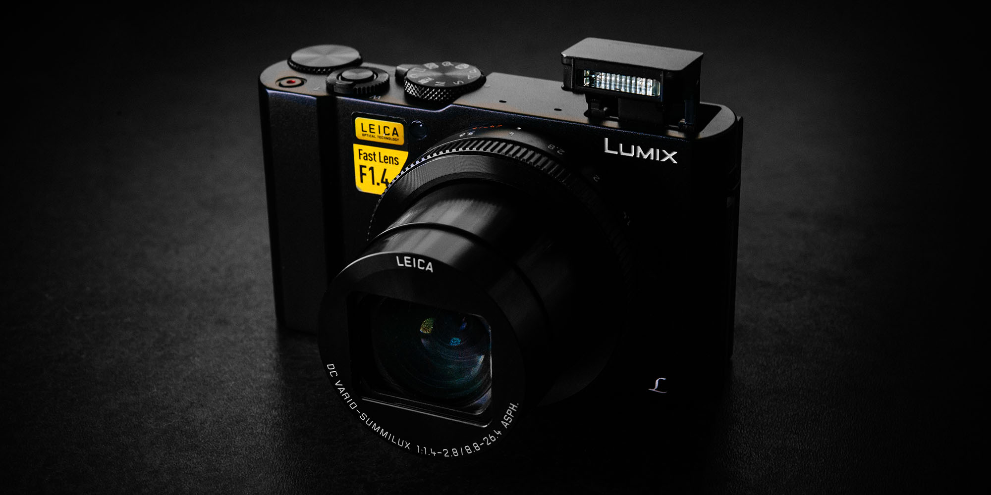 Panasonic Lumix DMC-LX10 / LX15 Review – Review By Richard